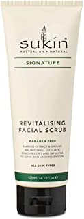 Sukin Revitalising Facial Scrub, 125ml