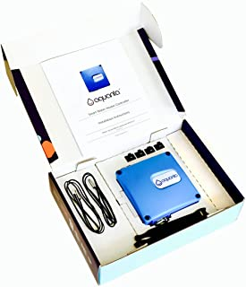 Aquanta Networked Water Heater Controller and Optional Leak Sensor