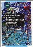 Asesoramiento y consulta en educación social (GRADO)