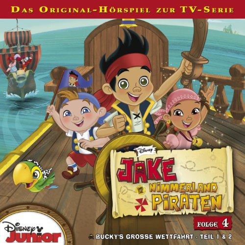 Jake und die Nimmerlandpiraten 4 Titelbild