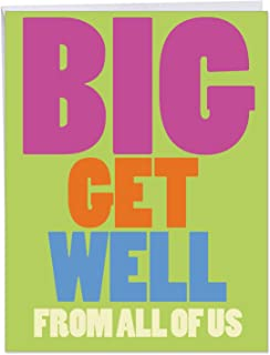 big get well card