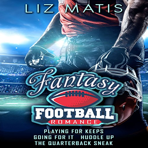 Fantasy Football Romance - Box Set: Seasons 1-4 audiobook cover art