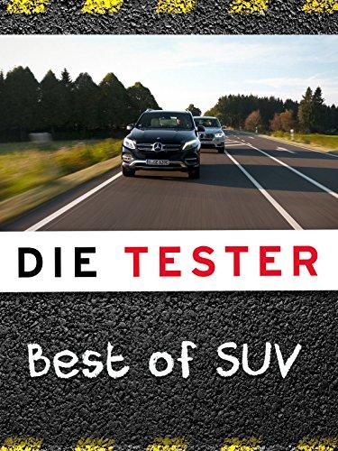 Die Tester: Best of SUV 2016