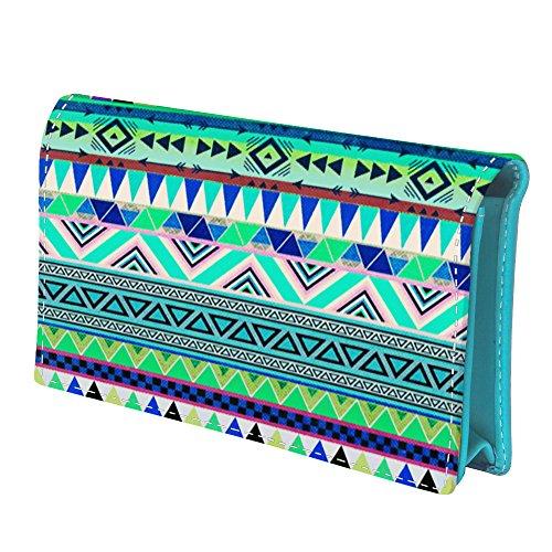 Shopmania - Pochette da donna in tela stampata alla moda, per donna e ragazza