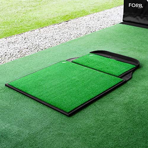 FORB Alfombra de Campo de Práctica de Golf – Estándar/Profesional [Net World Sports] (Profesional)