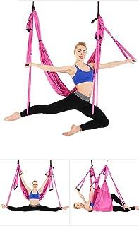 comprar comparacion Juego de hamaca de yoga para ejercicios de inversión de yoga antigravedad