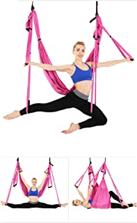 Juego de hamaca de yoga para ejercicios de inversión de