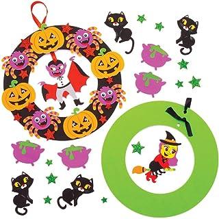 Baker Ross Paquet /économique de Perles d/'Halloween Pack de 500