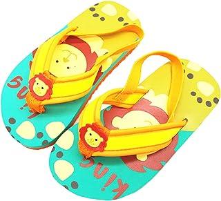 Sandales de Plage Coralup Chaussons de Plage en Forme de Licorne pour Petits Enfants l/ég/ères Anti-d/érapantes Confortables Mules pour Tout-Petits Filles gar/çons