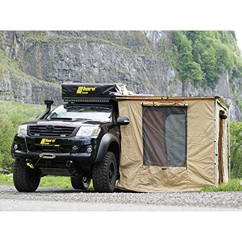 horntools Einhäng Zelt Innenzelt für Markise Straight 2,5x2m