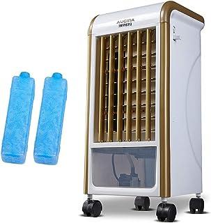 Bärbar avdunstningsluftkylare med EIS, vattenkylare fläkt, uppvärmning och luftrenare 3 i 1, bärbar luftkonditionering med...