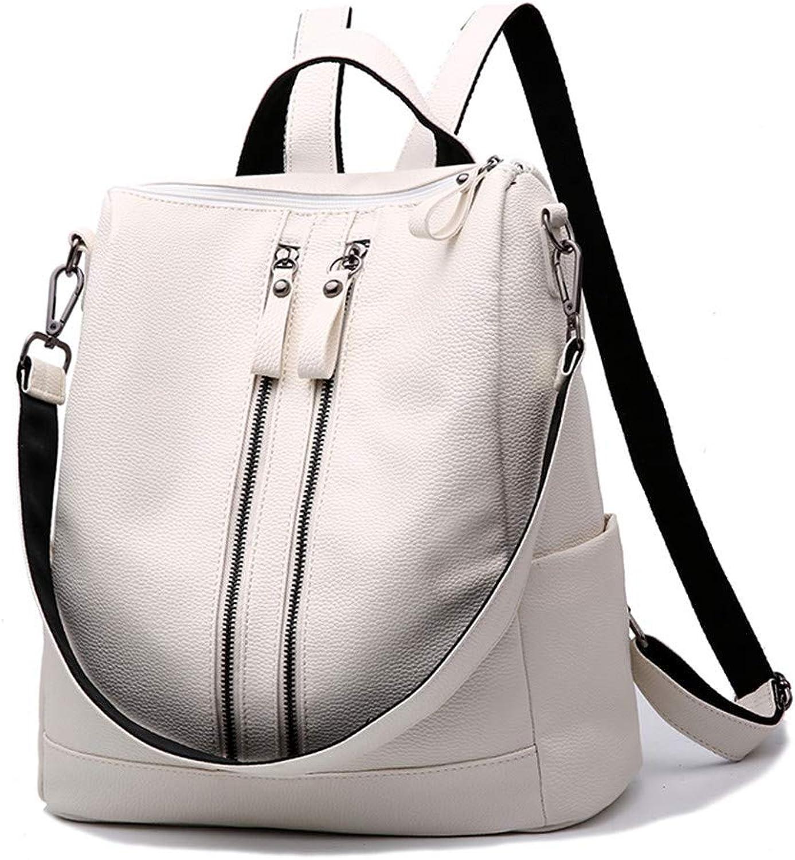 Fashion Casual Wild Soft Leather Travel Bag