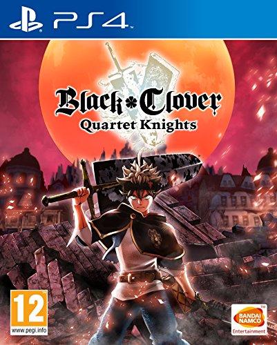 Black Clover Quartet Knights (PS4) (輸入版)