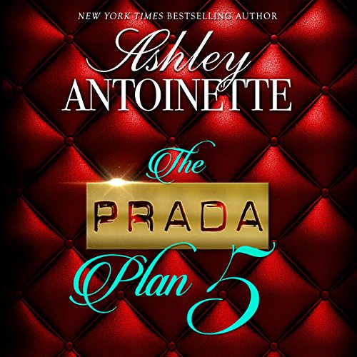 The Prada Plan 5 audiobook cover art
