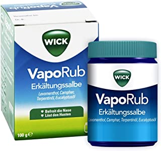 Wick Erkältungssalbe, 100 g