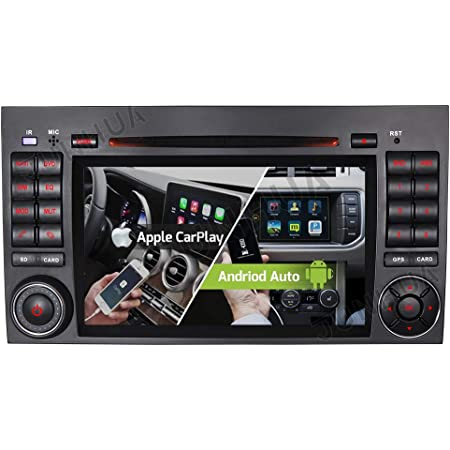 7 Android 10 Dual Tuner 2 32gb Radio Carplay Android Elektronik