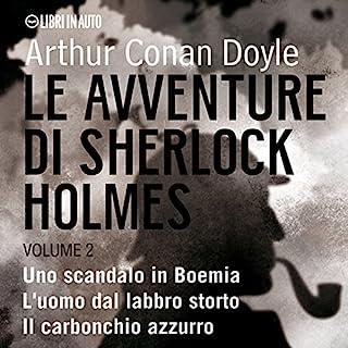 Le Avventure di Sherlock Holmes - Volume 2 copertina