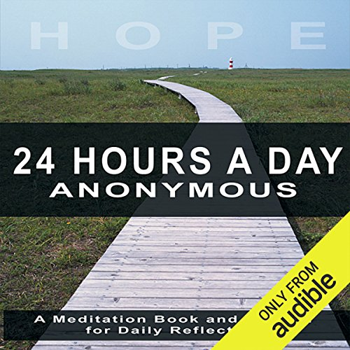 Twenty-Four Hours a Day audiobook cover art