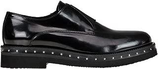 NICOLA BARBATO Luxury Fashion Womens MCGLCAB000006041I Black Loafers | Season Outlet