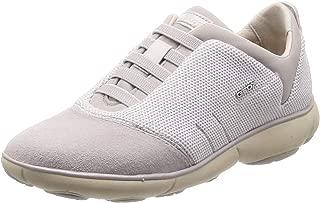 On Sale Geox Women Geox Thymar Silver Geox Shoes Outlet