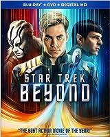 Star Trek Beyond (BD/DVD/Digital HD Combo)[Blu-ray] [Import]
