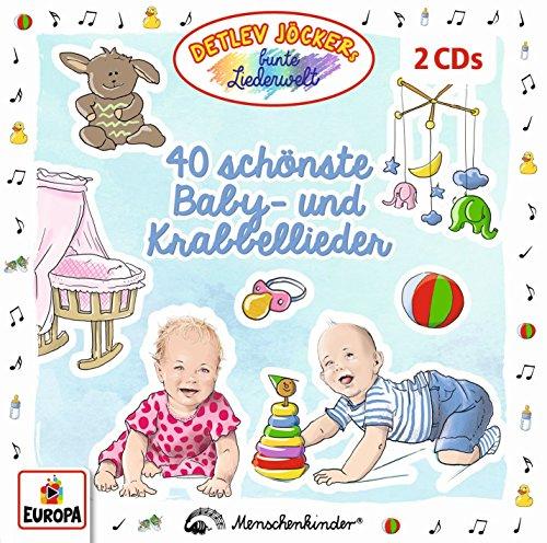 40 Schönste Baby-und Krabbellieder