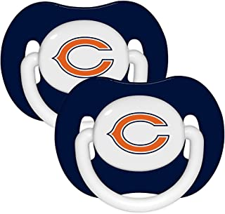 Baby Fanatic Pacifier (2 Pack) - Chicago Bears