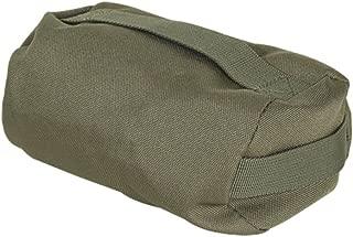 VooDoo Tactical 20-0069 Shooters Rifle Beanbag, Sand or Bean Bag