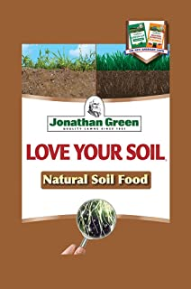 Jonathan Green 12192 Coverage Love Your Soil, 1,000 sq. ft, Natural Organic