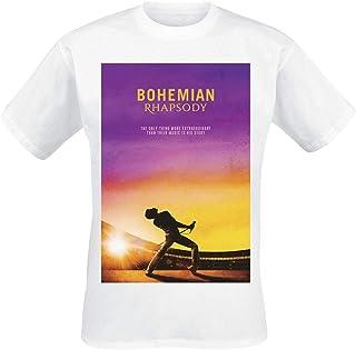 Camiseta pelicula Bohemian Rhapsody