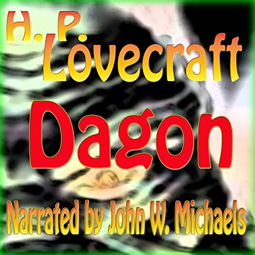 Dagon audiobook cover art