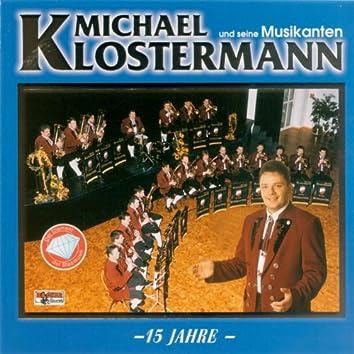 15 Jahre - Michael Klostermann