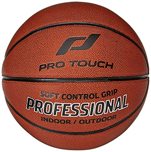 Pro Touch Basketball Professional, Braun/Schw/Silb, One Size