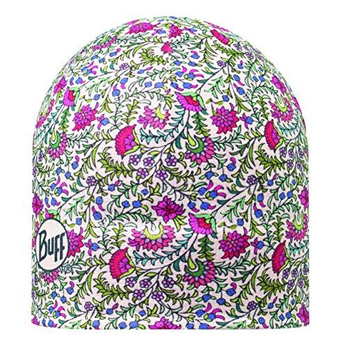 Buff Microfibre réversible a Bonnet pour Adulte Taille Unique Multicolore - Provence Multi-Magenta