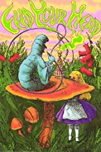 Alice in Wonderland - Feed Your Head 24x36 Poster Art Print Smoke