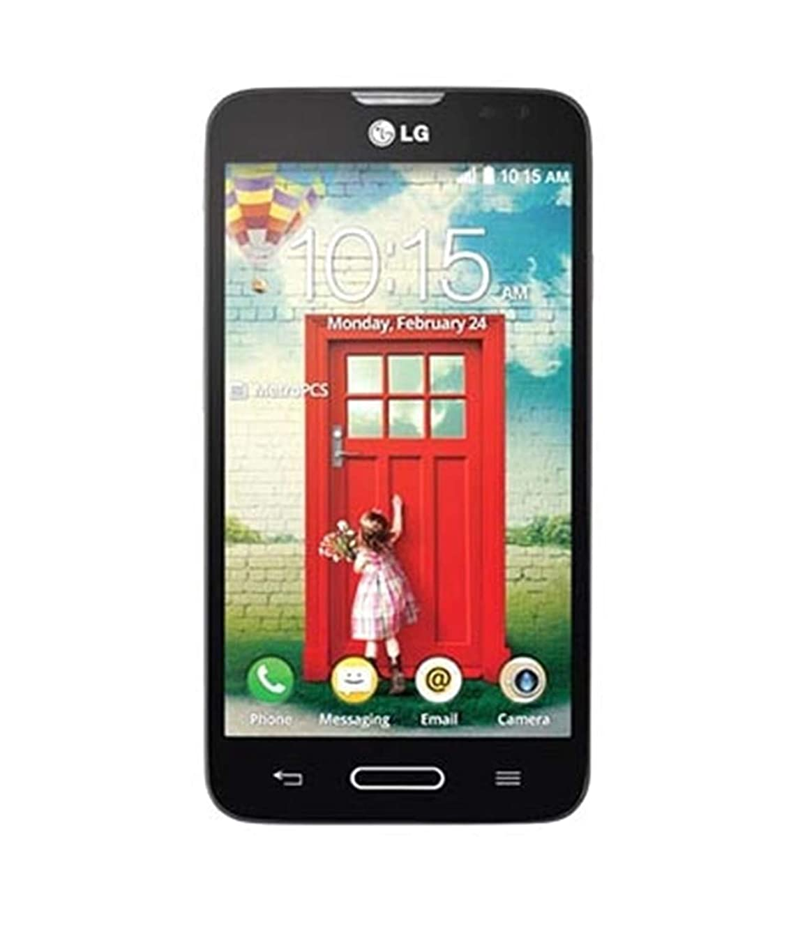 LG Optimus L70 (MS323) Metro PCS Smartphone