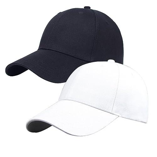 Black and White Hats: Amazon com