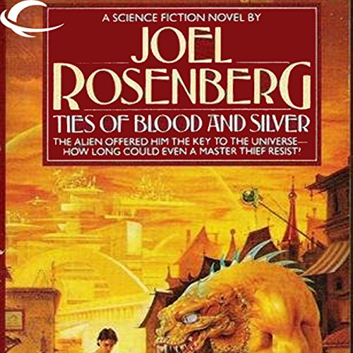 Ties of Blood and Silver audiobook cover art
