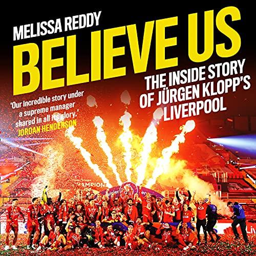 Believe Us cover art