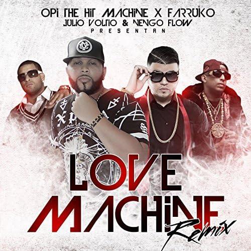 Opi The Hit Machine