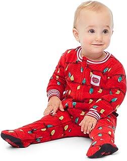 Jammin Jammies Family Holiday Merry Litmas Matching Pajamas - Baby Onesie Size 18