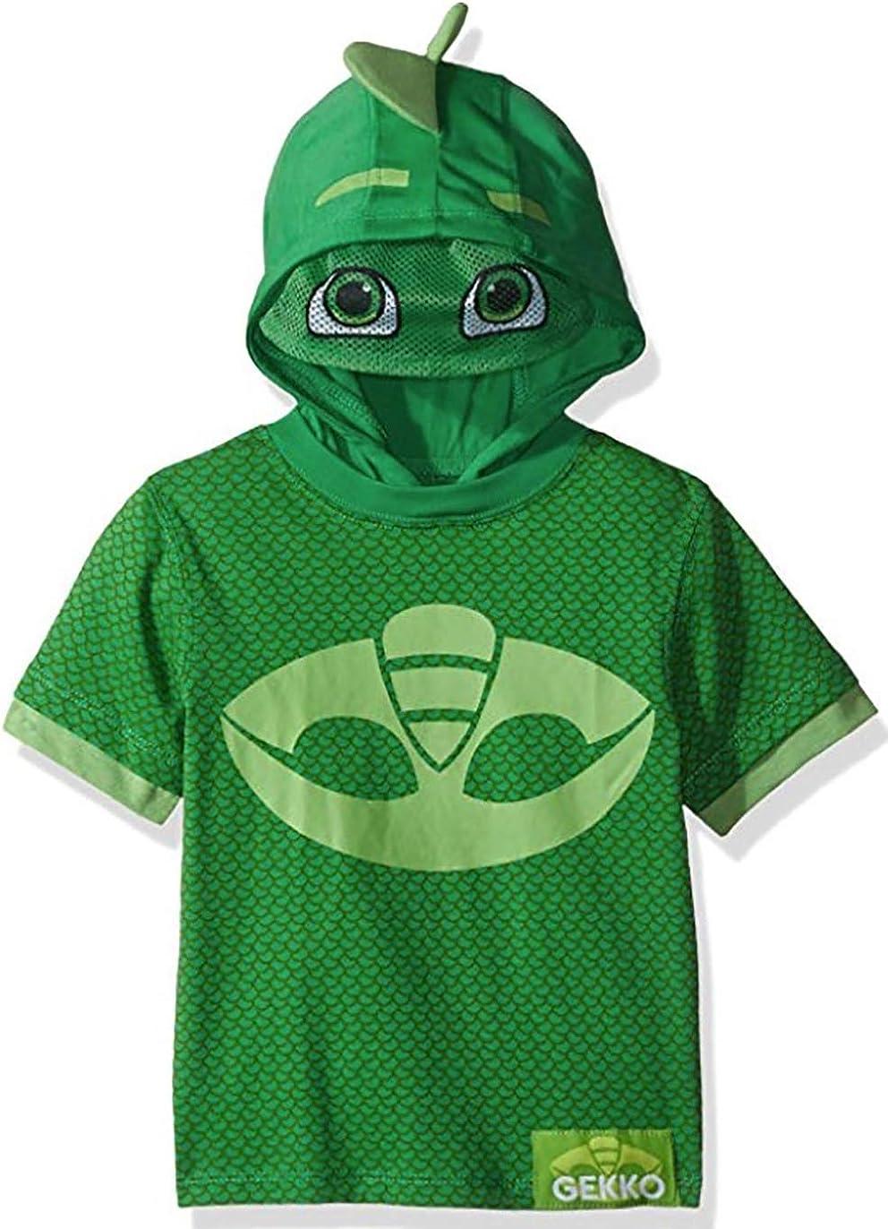 Kid Hooded Sweatshirt PJ Mask Gekko KID Hoodie Unisex size