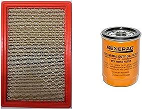 Generac 070185ES Air and Oil Filter Kit