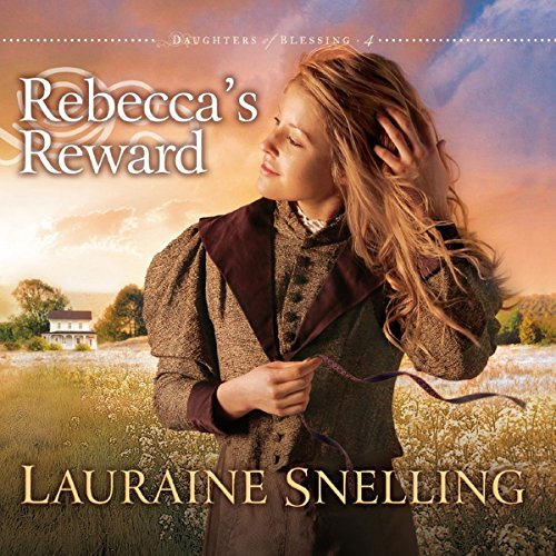 Rebecca's Reward audiobook cover art