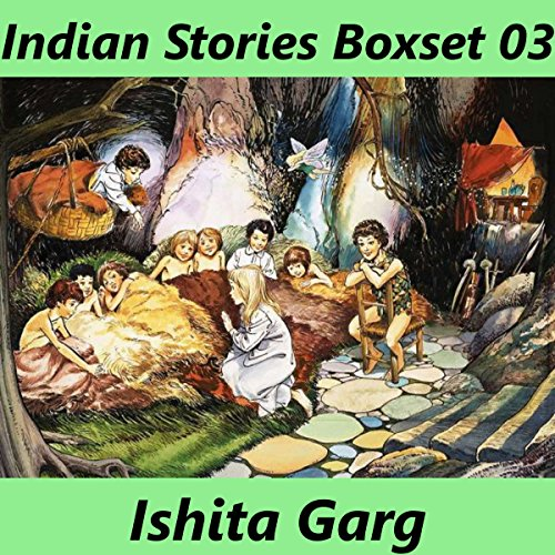 Indian Stories Boxset 03  By  cover art