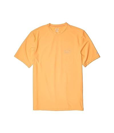Billabong Die Cut Loose Fit Short Sleeve (Cantaluope) Men
