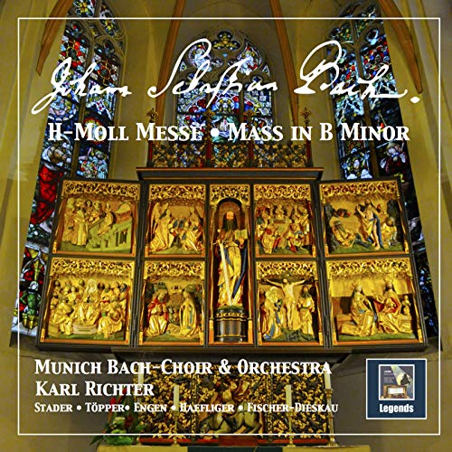 Mass in B Minor, BWV 232: No. 4, Gloria in excelsis - No. 5, Et in terra pax