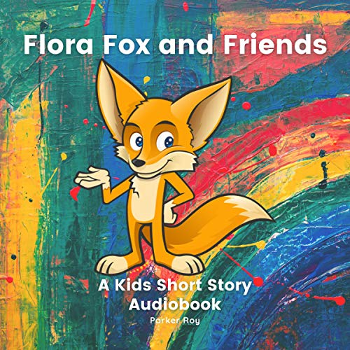 Flora Fox and Friends cover art
