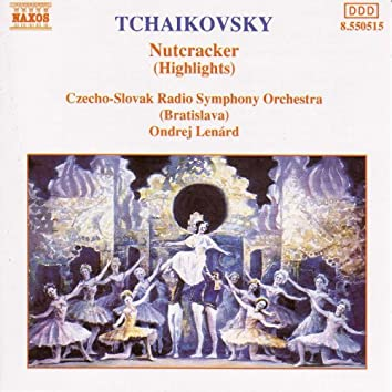 TCHAIKOVSKY: Nutcracker (The) (Highlights)