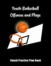 Youth Basketball Offenses And Plays: Coach Practice Plan Book